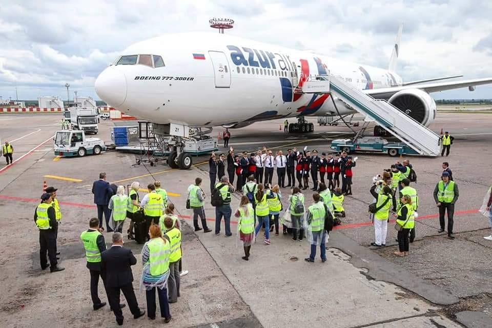 Российский чартер Azur Air получил пополнение флота