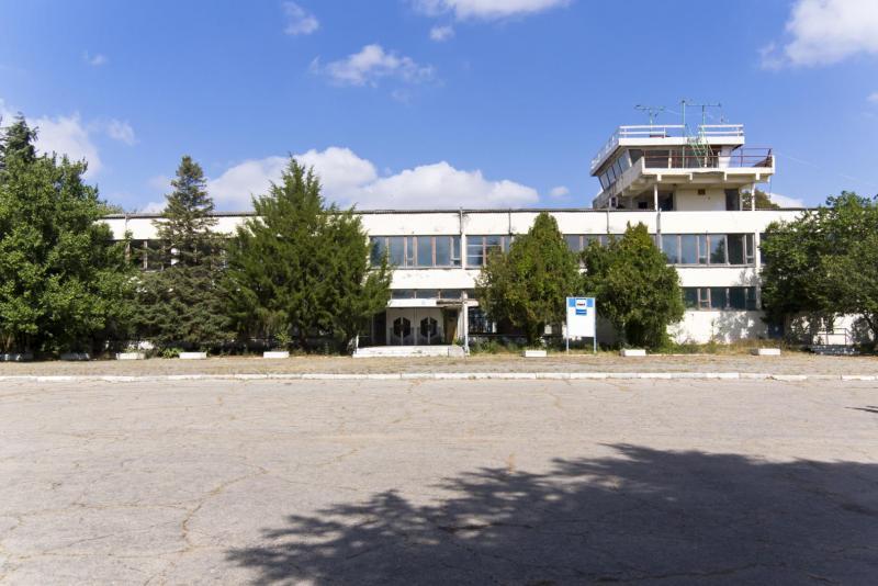 Керченский аэропорт готовится приступить к работе
