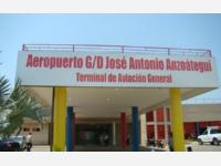 Аэропорт Барселона Генерал Хосе Антонио Ансоатеги