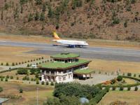 Аэропорт Паро
