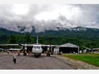 Аэропорт Табубил