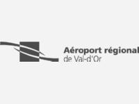 Аэропорт Валь-д'Ор