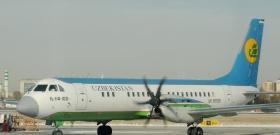 Uzbekistan Airwaysпрекращает воздушные перевозки посредством Ил-114-100