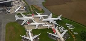 Самый большой в мире серийный пассажирский самолет идет на разборку