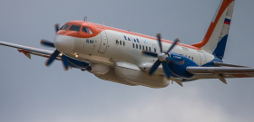 Ил-114-300 штурмует небо