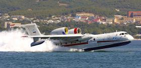 На службу в МЧС России поступят новые самолеты-амфибии
