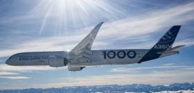 У Qatar Airways появился первый самолет Airbus A350-100