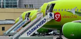 S7: цены на авиаперелеты между регионами РФ снижены