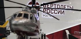 Российский боевой беспилотный вертолет проходит испытания