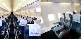 """Наивысшая степень комфорта на борту самолетов авиакомпании """"Якутия"""""""